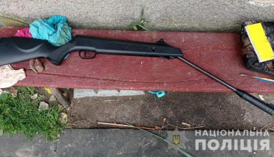 В Житомирской области подросток выстрелил в ребенка