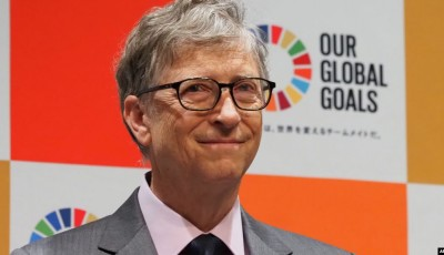 Благодійний Фонд Білла та Мелінди Ґейтс направить всі свої зусилля на боротьбу з коронавірусом