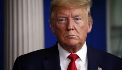 Трамп розгляне законопроєкт про санкції проти Китаю