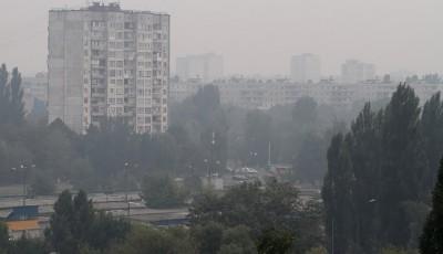 У Києві на ранок зберігається один з найвищих рівнів забруднення повітря у світі: небезпечно для життя