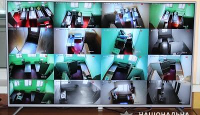 В полицейских участках Украины появятся камеры для видеофиксации допросов