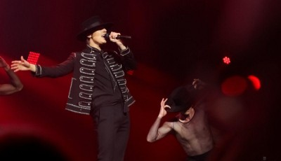 Український співак представить Білорусь на Євробаченні-2018