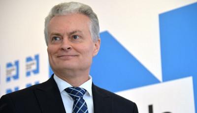 Президент Литвы раскрыл детали разговора с Зеленским