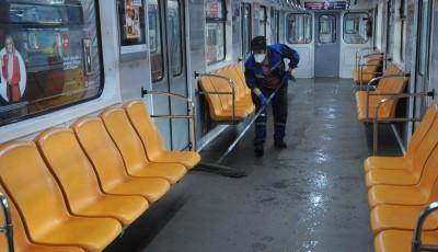 Кличко рассказал, готов ли метрополитен в Киеве возобновить работу