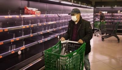 После карантина миру грозит нехватка продуктов: чего ждать Украине