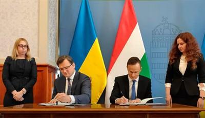 Зеленский – Орбан: договоренности на минном поле