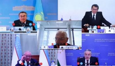 Ситуация вокруг Украины будет одной из главных тем видеоконференции глав МИД стран ЕС
