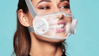 Разработана многоразовая прозрачная маска, не скрывающая эмоций! Ее можно почистить в посудомоечной машине