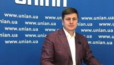 Народний депутат VII-VIII скликань Осуховський презентував авторську програму