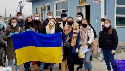 З Туреччини в Україну прибув пором із 35 українцями на борту, всі вони пройдуть 14-денну обсервацію