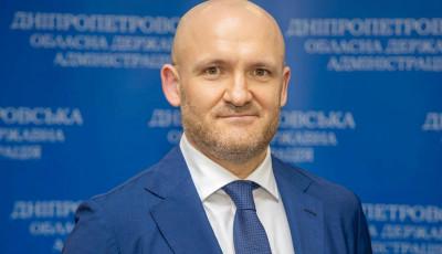 Орлов: Ремонтуємо дорогу Дніпро-Павлоград