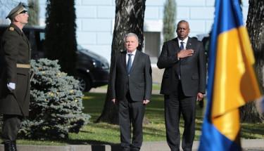 Сигнал России. Визит главы Пентагона в Украину