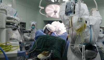 У Вухані пересадили легені пацієнту, який переніс Covid-19