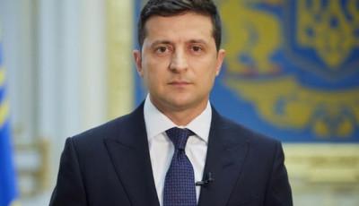 Зеленський наполягає на посиленні санкцій проти Росії за «вибори» в Криму та ОРДЛО