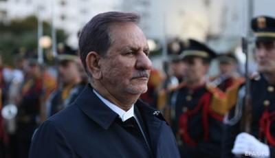 Вице-президент Ирана назвал крушение самолета