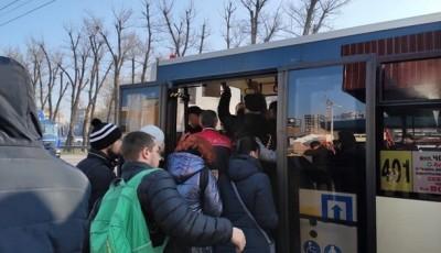 Общественный транспорт в Днепре возобновит работу