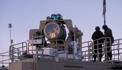 США вперше успішно випробували бойовий лазер, що може збивати літальні апарати
