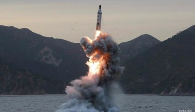 В Северной Корее появилась новая ракетная субмарина