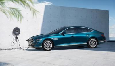 Genesis Motors представил первый электромобиль
