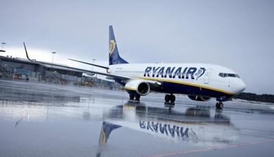 Ryanair планирует стать основным инвестором в Украине