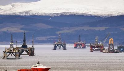 Цена на нефть превысила 78 долларов