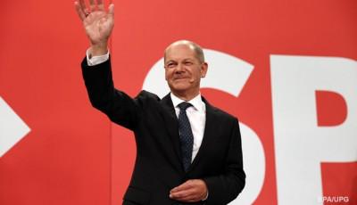 Социал-демократы выиграли выборы в Германии