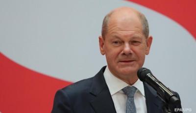 Шольц: Украина должна сохранить транзит газа