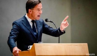 СМИ узнали о возможности покушения на премьера Нидерландов