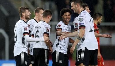 Германия вышла на ЧМ-2022