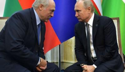 У Кремлі анонсували зустріч Путіна та Лукашенка