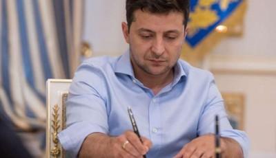 Зеленський змінив голів СБУ в трьох областях та у Києві