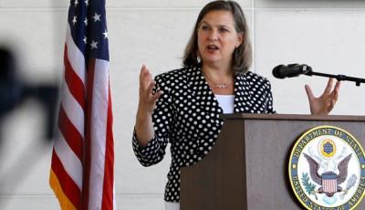 Нуланд назвала три сфери, де можлива співпраця США та РФ