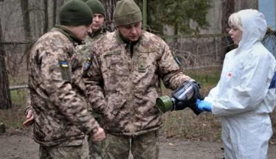 Коронавирус в ВСУ: сколько военных заболели по состоянию на 14 мая