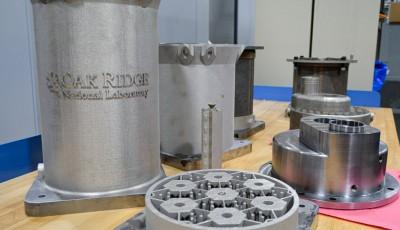Ядерный реактор печатают на 3D-принтере (видео) - ученые США придумали новую технологию