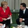 Меркель пригласила Зеленского в Берлин для обсуждения отношений между странами и урегулирования ситуации на Донбассе