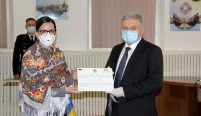Уряд Канади передав українському війську партію апаратів ШВЛ (ФОТО)