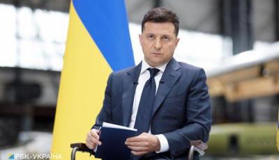 Зеленский инициировал утверждение Большого герба