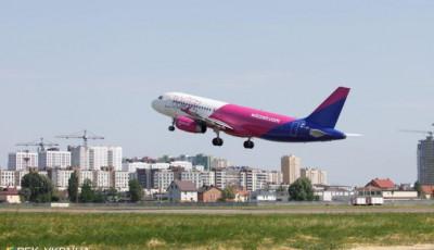 """Лоукостер Wizz Air запустив рейс з """"Борисполя"""" до столиці ОАЕ"""