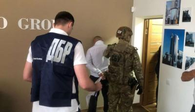 ДБР затримало «радника Зеленського» на хабарі у понад мільйон гривень