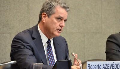 Глава ВТО собрался досрочно покинуть пост - Bloomberg
