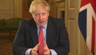 Джонсон назвав коронавірус катастрофою для Великої Британії