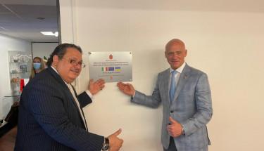 В Генуе открылось Представительство Амбассадора Одессы в Италии