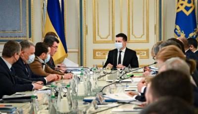 Зеленський анонсував нові санкції проти контрабандистів та законопроєкт про олігархів