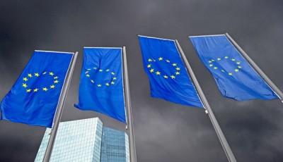 ЕЦБ прогнозирует падение ВВП еврозоны в 2020 году на 8,7%