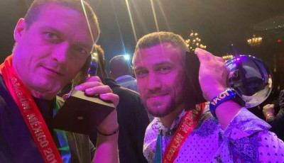 Екс-чемпіонка світу з кікбоксингу: Про те, що Усик взяв на себе зобов'язання перед ФСБ, знають і в СБУ