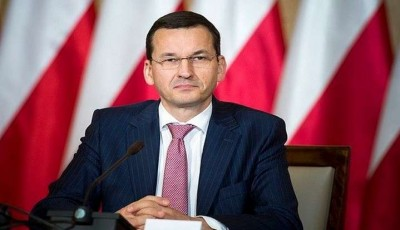 Прем'єр Польщі не вірить, що санкції США зупинять