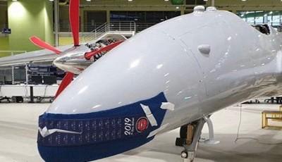 ДП «Івченко-Прогрес» поставило 12 двигунів для турецьких ударних дронів Akinci