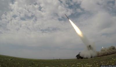 КБ «Південне» повідомило по успішне випробування реактивних снарядів до «Граду»