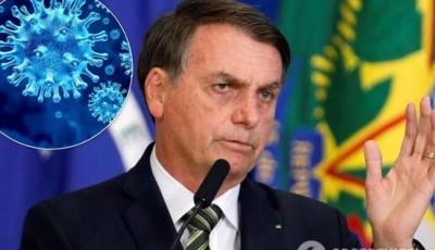 Президент Бразилії, який заперечував коронавірус, здав тест на Covid-19