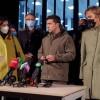 Зеленский допустил проведение выборов на оккупированном Донбассе весной